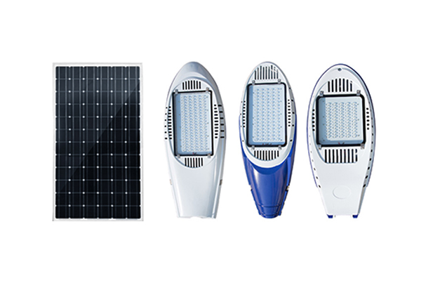 Solar photovoltaic street light