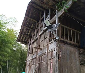 格耐诗太阳能路灯农村专用