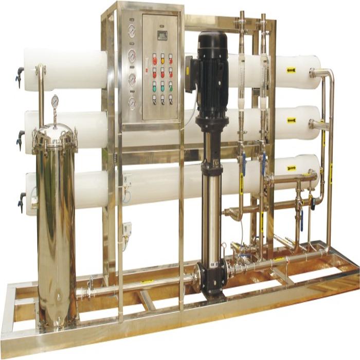贵州格耐诗RO-I-54000型 反渗透水处理设备 (9.0吨/每小时)