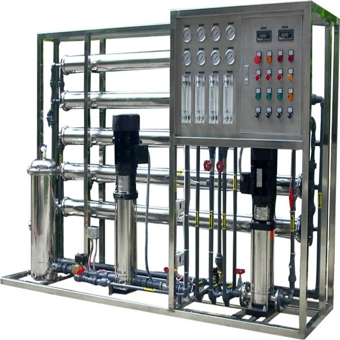 贵州格耐诗RO-II-6000型 双级反渗透水处理设备 (1.0吨/每小时)