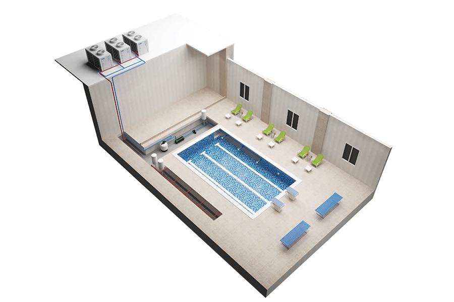 m6米乐app能泳池解决方案