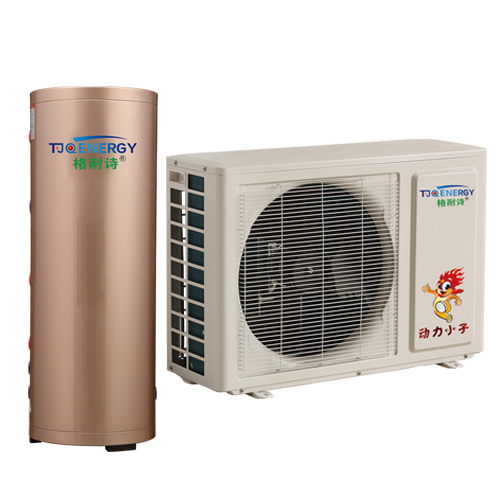 家用空气能热水器-水循环