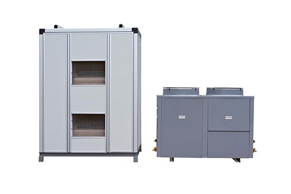 商用m6米乐app能热泵机组-分体式烘干机