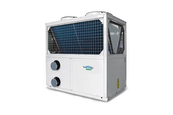 商用m6米乐app能热水泵机组-超低温